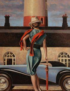 Peregrine Heathcote | OIL