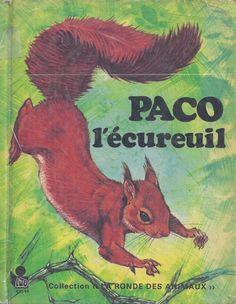 école : références: Paco l'écureuil et les animaux de la forêt