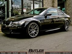 #Love! BMW M3 with 20in BBS CH-R Wheels