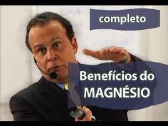Importância do Magnésio na cardiologia, hipertensão, obesidade, entre outras - Dr. Lair Ribeiro - YouTube