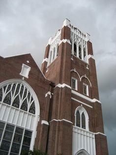 First United Methodist Church, St Petersburg FL