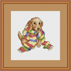 Excited to share the latest addition to my #etsy shop: Cross stitch Dog pattern PDF Pet cross stitch Easy cross stitch Animals cross stitch pattern modern Xstitch pattern Puppy cross stitch cool #crossstitchpattern #petcrossstitch #easycrossstitch #animalscrossstitch #patternmodern #dogcrossstitch http://etsy.me/2AqD9Il