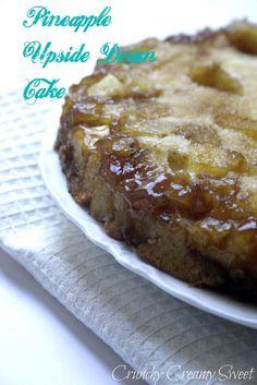 Back to Classics: Pineapple Upside Down Cake