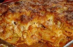 olgas, Author at Olga's cuisine - Page 46 of 81 Cookbook Recipes, Sweets Recipes, Cooking Recipes, Casserole Recipes, Pasta Recipes, Chicken Recipes, Best Greek Food, Baked Pasta Dishes, Cyprus Food