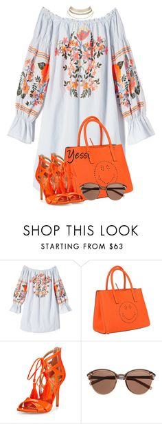 """""""~ 💕 Bright Shoes & Bag 💕 ~"""" by pretty-fashion-designs ❤ liked on Polyvore featuring Free People, Anya Hindmarch, Sam Edelman, Witchery and Charlotte Russe"""