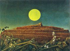 The Entire City, 1935-1936  Max Ernst