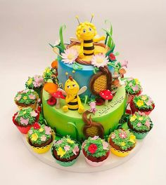 Maja bee by torte saga …