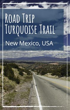 Blue turquoise, red rocks and a ghost town revived by hippies and artists. Let me take you on a fantastic road trip to Turquoise Trail in New Mexico. Find inspiration and information and plan your trip (English and Deutsch): https://www.lonelyroadlover.com/road-trip-turquoise-trail-usa