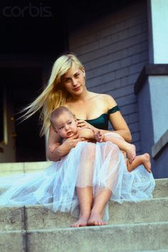 Patricia Arquette and son Enzo