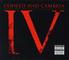 Coheed & Cambria: Good Apollo, I'm Burning Star IV, Volume One: From Fear Through the Eyes of Madness