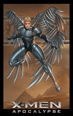 http://flicksandthecity.com/stunning-x-men-apocalypse-four-horsemen-posters-fan-art-released/ Stunning X-Men: Apocalypse Four Horsemen Posters & Fan Art Released
