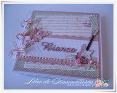 Livro de assinaturas por Eliana Brands: Livro de mensagens para 15 anos: Romântico vintage