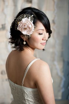 Hair inspiration. Tessa Kim piece.