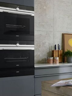 Save space and enhance functionality with Siemens South Africa shop the full range today. Wall Oven, Space Saving, South Africa, Kitchen Appliances, Range, Shop, Diy Kitchen Appliances, Home Appliances, Cookers