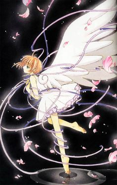 Sakura from the CLAMP series, Cardcaptor Sakura