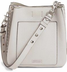 Main Image - Rebecca Minkoff Darren Deerskin Leather Shoulder Bag