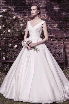Ellis Bridals Wedding Dresses: Rose Collection 2015 see more at http://www.wantthatwedding.co.uk/2015/03/26/ellis-bridals-wedding-dresses-rose-collection-2015/