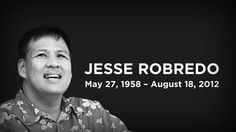 The country is still in mourning with the passing of Sec. Jesse Robredo. May he rest in peace and our condolences to his family. (Photo credit: Rappler)