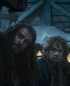 Bilbo's face of determination