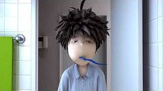 Short Film by Korean people. Very simple story telling. Very interesting Cloth animation. High School Spanish, Spanish Teacher, Spanish Classroom, Teaching Spanish, Film Gif, Film D'animation, Film Video, Pixar Shorts, Movie Talk