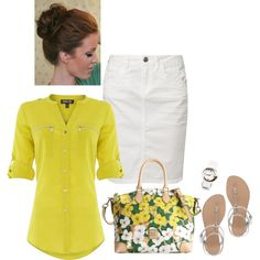 """Spring Break Fun."" by jvs8384 on Polyvore"