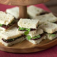Bresaola and Truffle Butter Sandwich From Better Homes and Gardens, ideas and improvement projects for your home and garden plus recipes and entertaining ideas.