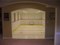 Boys Room Hockey Design, Pictures, Remodel, Decor and Ideas