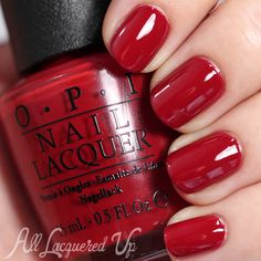OPI Fifty Shades of Grey - Romantically Involved @alllacqueredup