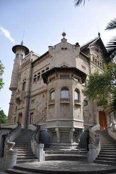 Villa Florio - Palermo. Art Nouveau, Liberty Siciliano