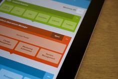kit digital iPad app by Martin Oberhäuser, via Behance