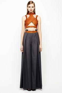 Jonathan Simkhai | Fall 2014 Ready-to-Wear Collection | Style.com