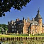 Wonderful Anholt castle discovered with HiVino