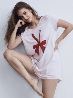 Barbara Palvin, Beautiful Legs, Beautiful Women, Lingerie, Mannequin, Nice Tops, Classy, T Shirts For Women, Celebrities