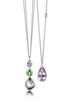 Gemstone pendants | Atelier Torbjörn Tillander
