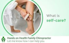 Chiropractic Clinic, Family Chiropractic, What Is Self, Self Care, Hands, Sign, Let It Be, Health, Salud