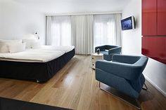 First Hotel Twenty Seven, Copenhagen, Denmark.