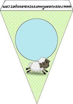 Fazendo a Minha Festa!: Ovelhas