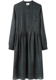 Boy by Band of Outsiders / Baby Doll Plaid Dress