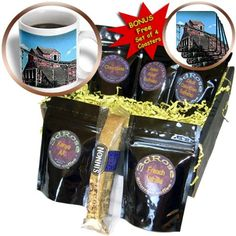cgb_48329_1 Jos Fauxtographee Realistic - A Roller Coaster Ride at The Stateline From Nevada to California on Casino Done in Fresco - Coffee Gift Baskets - Coffee Gift Basket 3dRose http://www.amazon.com/dp/B0081A1OVU/ref=cm_sw_r_pi_dp_LjWRvb04QF6WK
