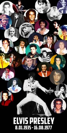 Elvis Aaron Presley - Tuesday, January 08, 1935 Tupelo, Mississippi, U.S. Died; Tuesday, August 16, 1977 (aged 42) Memphis, Tennessee, U.S. Resting place Graceland, Memphis, Tennessee, U.S. Education. L.C. Humes High School Occupation Singer, actor Home town	Memphis, Tennessee, U.S. Spouse(s) Priscilla Beaulieu - Thursday, May 24, 1945 - Tupelo, Mississipi, USA. (m. 1967; div. 1973) Children Lisa Marie Presley - Thursday, February 01, 1968 - Memphis, Tennessee, USA.