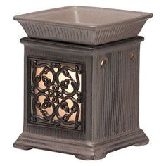 Scentsy Warmer - this is another of my favorite Scentsy warmers.    http://rebeccapauley.scentsy/us