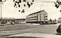 Hilversum Kamerlingh Onnesweg - Orionlaan en nieuwbouw van het Kamrad (hier Baerbergen)