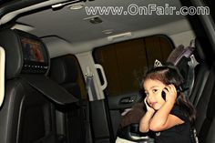 OnFair Car Headrest DVD Customer Testimonial For 2011 Chevrolet Suburban LT. #headrestdvdplayer #family