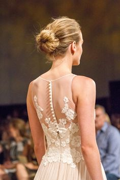 Searching for a playful, whimsical, and all around romantic gown for your big day? Look no further, BT16-12 from the 2016 Beautiful by Enzoani Collection is it!
