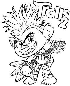 New Trolls: World Tour coloring pages available on Topcoloringpages.net🤩 Print for FREE!  #trolls #coloring #coloringpage #colouring #colouringpage Ariel Coloring Pages, Poppy Coloring Page, Monster Coloring Pages, Birthday Coloring Pages, Preschool Coloring Pages, Coloring Pages For Girls, Cartoon Coloring Pages, Coloring Pages To Print, Free Printable Coloring Pages
