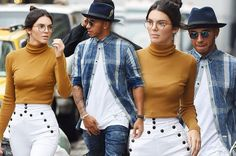 Lewis Hamilton and Kendall Jenner were pictured hanging out together in New York City - http://www.nollywoodfreaks.com/lewis-hamilton-and-kendall-jenner-were-pictured-hanging-out-together-in-new-york-city/