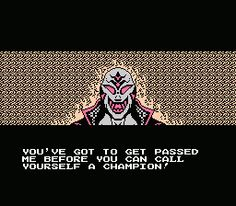 Tecmo World Wrestling Screenshots for NES - MobyGames Wrestling Games, Party Guests, Video Games, Geek Stuff, Darth Vader, World, Boss, Gaming, Fictional Characters