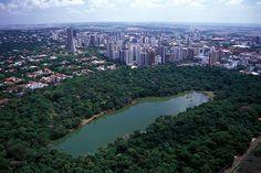 Parque do Ingá em Maringá, PR