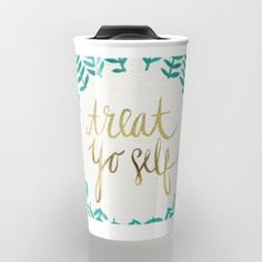 Take your coffee to go with a personalized ceramic travel mug.  Double-walled with a press-in suction lid, the two-piece (12oz)…