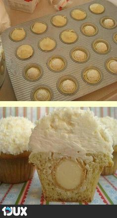 Raffaelo Muffins